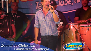 Foto Quintal da Clube com Guilherme & Santiago 175