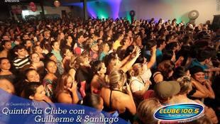 Foto Quintal da Clube com Guilherme & Santiago 178
