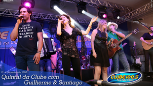 Foto Quintal da Clube com Guilherme & Santiago 181