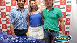 Foto Quintal da Clube com Guilherme & Santiago 185