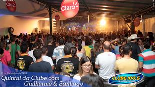 Foto Quintal da Clube com Guilherme & Santiago 190