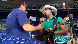 Foto Quintal da Clube com Guilherme & Santiago 191