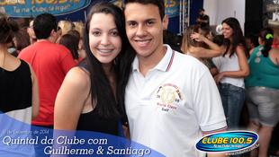Foto Quintal da Clube com Guilherme & Santiago 196