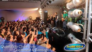 Foto Quintal da Clube com Guilherme & Santiago 199