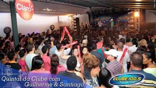 Foto Quintal da Clube com Guilherme & Santiago 202