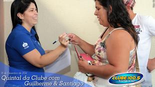 Foto Quintal da Clube com Guilherme & Santiago 200