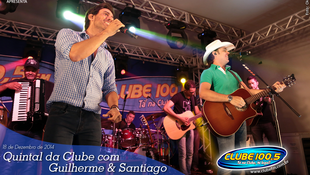 Foto Quintal da Clube com Guilherme & Santiago 206