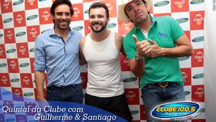 Foto Quintal da Clube com Guilherme & Santiago 207