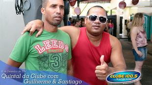 Foto Quintal da Clube com Guilherme & Santiago 208