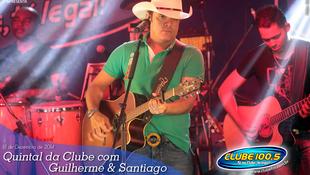 Foto Quintal da Clube com Guilherme & Santiago 210