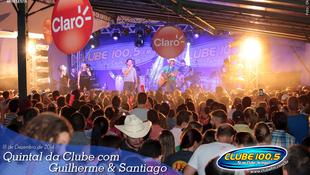 Foto Quintal da Clube com Guilherme & Santiago 212