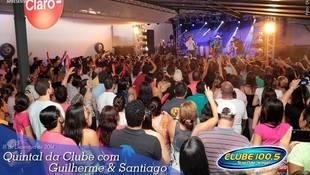 Foto Quintal da Clube com Guilherme & Santiago 213