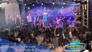 Foto Quintal da Clube com Guilherme & Santiago 215