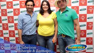 Foto Quintal da Clube com Guilherme & Santiago 216