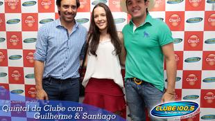 Foto Quintal da Clube com Guilherme & Santiago 217