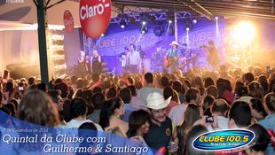 Foto Quintal da Clube com Guilherme & Santiago 218