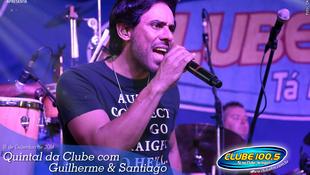 Foto Quintal da Clube com Guilherme & Santiago 219