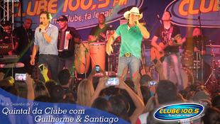 Foto Quintal da Clube com Guilherme & Santiago 221