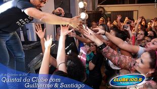 Foto Quintal da Clube com Guilherme & Santiago 222