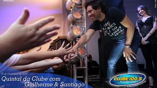 Foto Quintal da Clube com Guilherme & Santiago 225