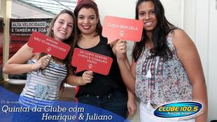 Foto Quintal da Clube com Guilherme & Santiago 228