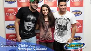Foto Quintal da Clube com Guilherme & Santiago 231