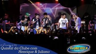 Foto Quintal da Clube com Guilherme & Santiago 233