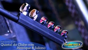 Foto Quintal da Clube com Guilherme & Santiago 241