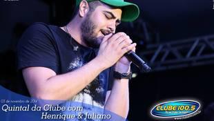Foto Quintal da Clube com Guilherme & Santiago 242