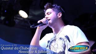 Foto Quintal da Clube com Guilherme & Santiago 245