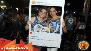 Foto Fotos da galera no #SafadãoElétrico 535