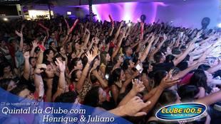 Foto Quintal da Clube com Guilherme & Santiago 248