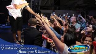 Foto Quintal da Clube com Guilherme & Santiago 254