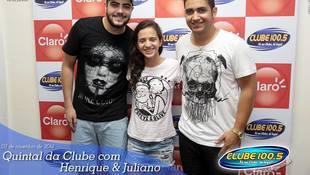 Foto Quintal da Clube com Guilherme & Santiago 256