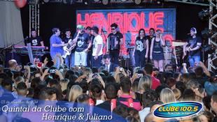 Foto Quintal da Clube com Guilherme & Santiago 266