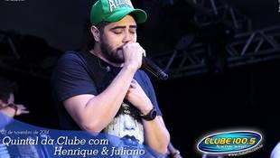 Foto Quintal da Clube com Guilherme & Santiago 271