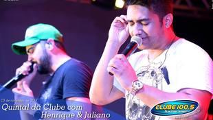Foto Quintal da Clube com Guilherme & Santiago 272