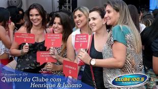Foto Henrique & Juliano no #QuintalDaClube 48