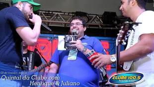 Foto Henrique & Juliano no #QuintalDaClube 60