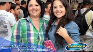 Foto Quintal da Clube com Guilherme & Santiago 297