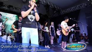 Foto Henrique & Juliano no #QuintalDaClube 75