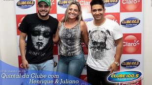 Foto Henrique & Juliano no #QuintalDaClube 78