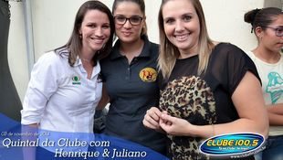 Foto Henrique & Juliano no #QuintalDaClube 79