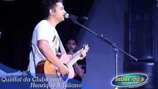 Foto Henrique & Juliano no #QuintalDaClube 81