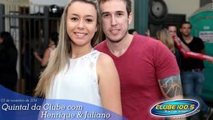 Foto Quintal da Clube com Guilherme & Santiago 312