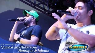 Foto Quintal da Clube com Guilherme & Santiago 313