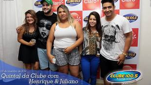 Foto Quintal da Clube com Guilherme & Santiago 319
