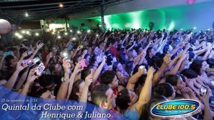 Foto Quintal da Clube com Guilherme & Santiago 321