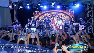 Foto Quintal da Clube com Guilherme & Santiago 327