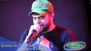 Foto Quintal da Clube com Guilherme & Santiago 332